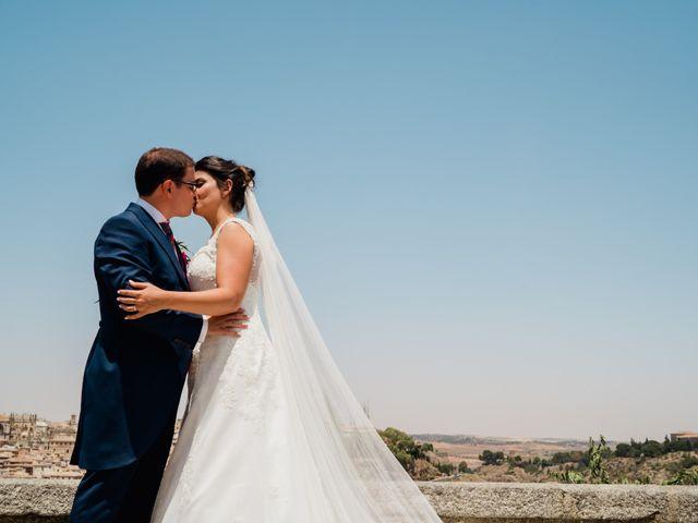 La boda de Guzmán y Belén en Toledo, Toledo 65