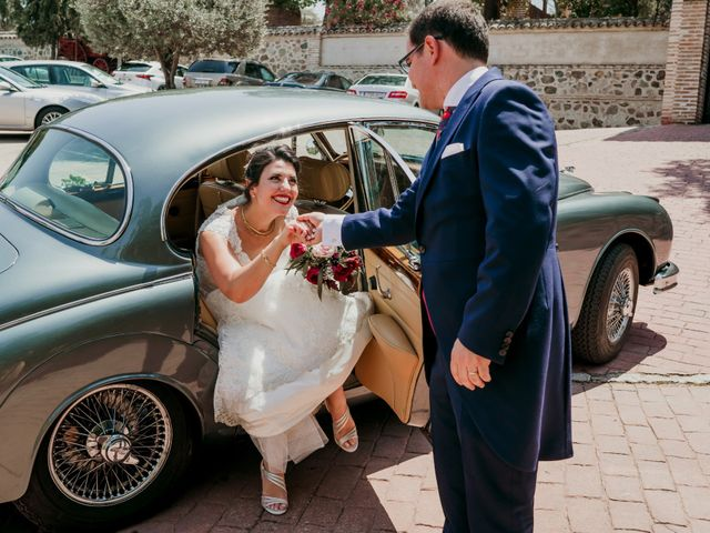 La boda de Guzmán y Belén en Toledo, Toledo 67