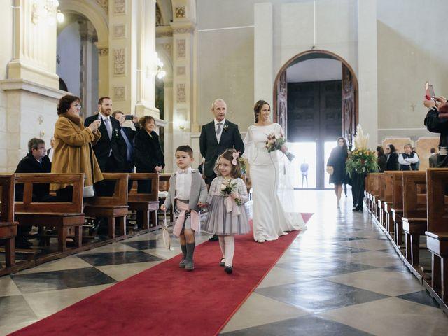 La boda de Rafa y Carmen en Riba-roja De Túria, Valencia 11
