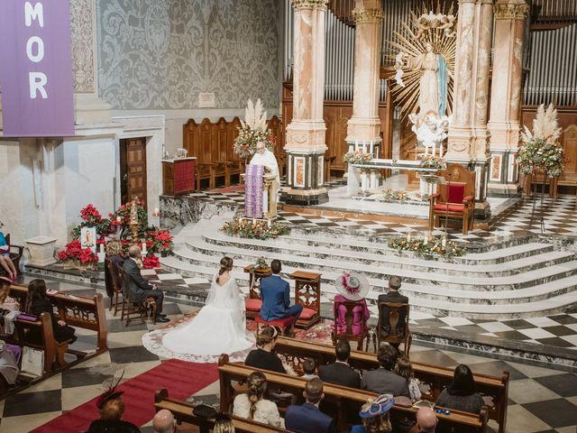 La boda de Rafa y Carmen en Riba-roja De Túria, Valencia 16