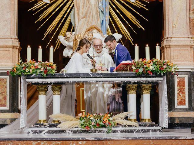 La boda de Rafa y Carmen en Riba-roja De Túria, Valencia 17