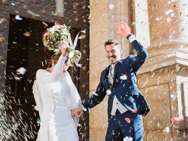 La boda de Rafa y Carmen en Riba-roja De Túria, Valencia 24