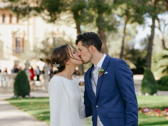La boda de Rafa y Carmen en Riba-roja De Túria, Valencia 26