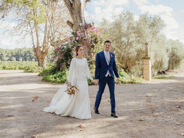 La boda de Rafa y Carmen en Riba-roja De Túria, Valencia 28