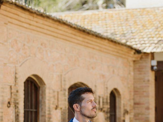 La boda de Rafa y Carmen en Riba-roja De Túria, Valencia 35