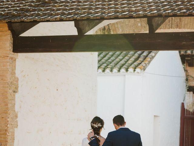 La boda de Rafa y Carmen en Riba-roja De Túria, Valencia 41