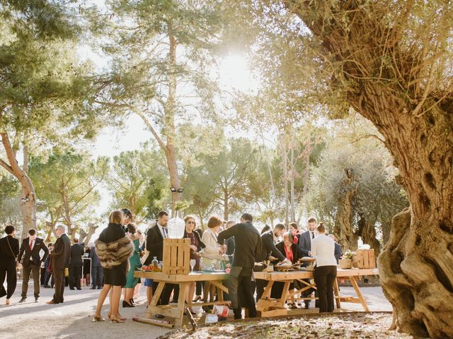 La boda de Rafa y Carmen en Riba-roja De Túria, Valencia 42