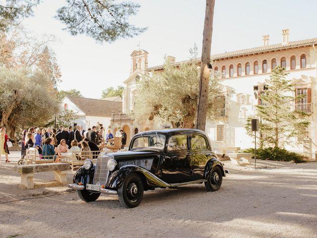 La boda de Rafa y Carmen en Riba-roja De Túria, Valencia 47