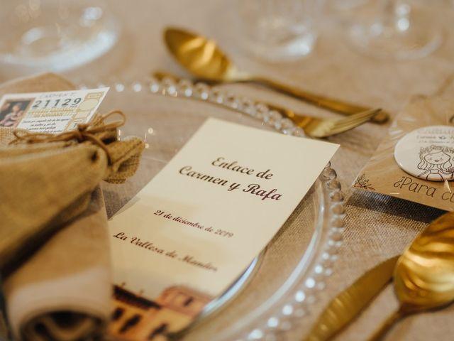 La boda de Rafa y Carmen en Riba-roja De Túria, Valencia 50