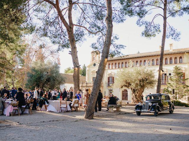La boda de Rafa y Carmen en Riba-roja De Túria, Valencia 55