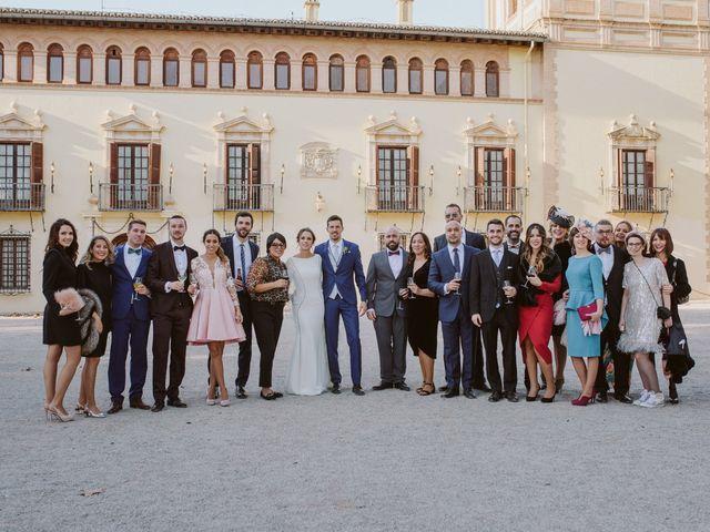 La boda de Rafa y Carmen en Riba-roja De Túria, Valencia 56