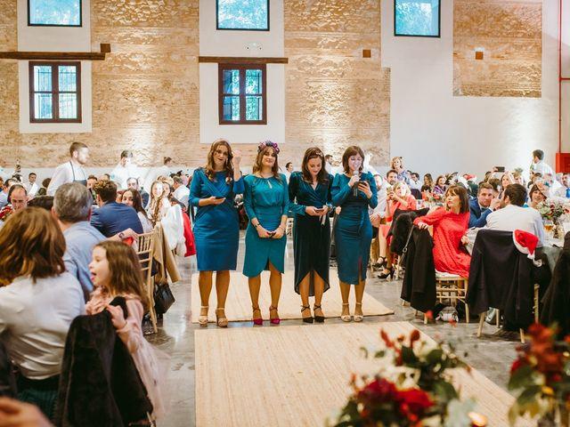 La boda de Rafa y Carmen en Riba-roja De Túria, Valencia 63