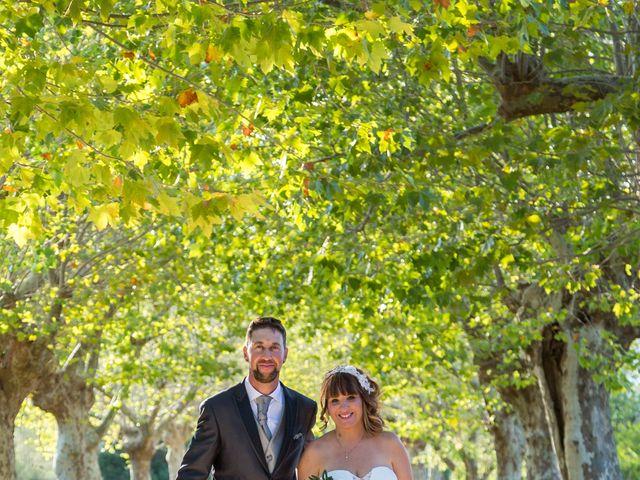 La boda de Agustí y Miriam en Santa Barbara, Tarragona 3