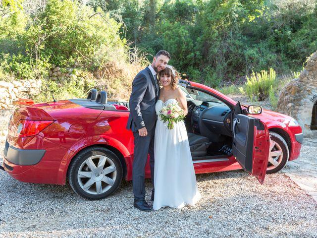 La boda de Agustí y Miriam en Santa Barbara, Tarragona 10