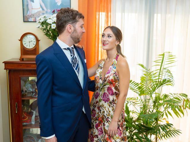 La boda de Carlos y Marta en Huetor Tajar, Granada 3