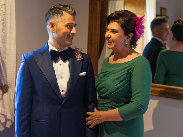 La boda de Carlos y Emma en Viveiro (Casco Urbano), Lugo 5
