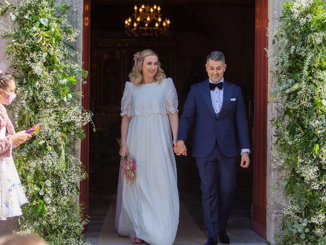 La boda de Carlos y Emma en Viveiro (Casco Urbano), Lugo 22