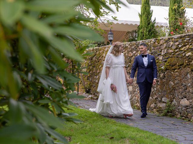 La boda de Carlos y Emma en Viveiro (Casco Urbano), Lugo 27