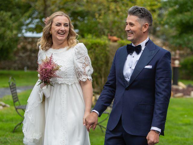 La boda de Carlos y Emma en Viveiro (Casco Urbano), Lugo 1