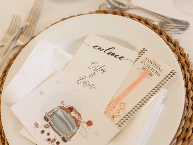 La boda de Carlos y Emma en Viveiro (Casco Urbano), Lugo 33