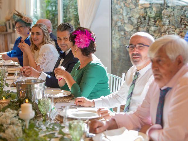 La boda de Carlos y Emma en Viveiro (Casco Urbano), Lugo 37