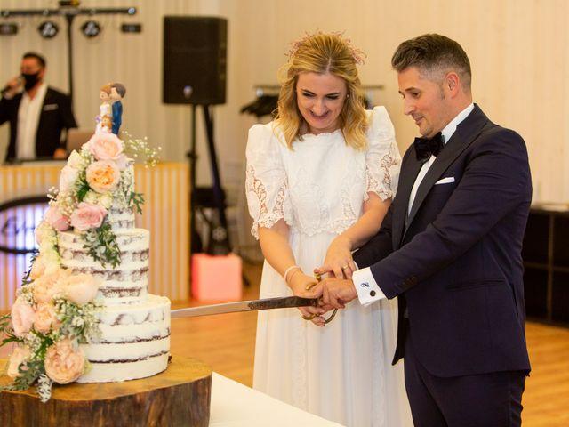 La boda de Carlos y Emma en Viveiro (Casco Urbano), Lugo 38