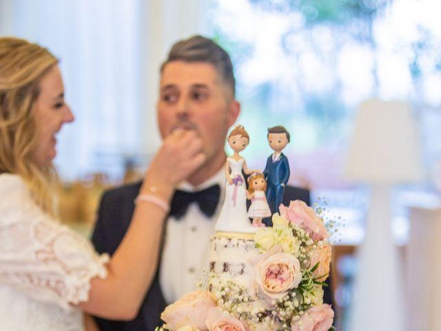 La boda de Carlos y Emma en Viveiro (Casco Urbano), Lugo 39