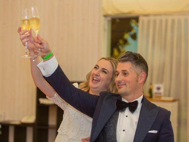 La boda de Carlos y Emma en Viveiro (Casco Urbano), Lugo 40