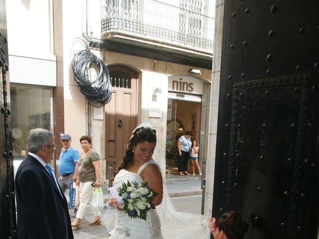 La boda de Sergio  y Verónica  en Mataró, Barcelona 10