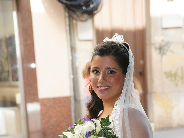 La boda de Sergio  y Verónica  en Mataró, Barcelona 11
