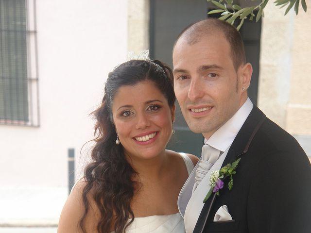 La boda de Sergio  y Verónica  en Mataró, Barcelona 17