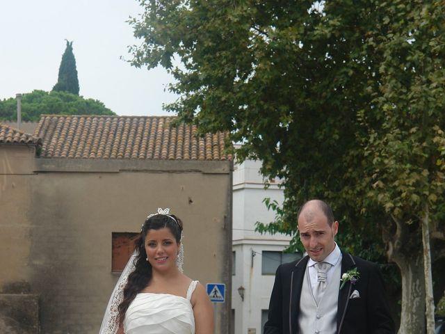 La boda de Sergio  y Verónica  en Mataró, Barcelona 18