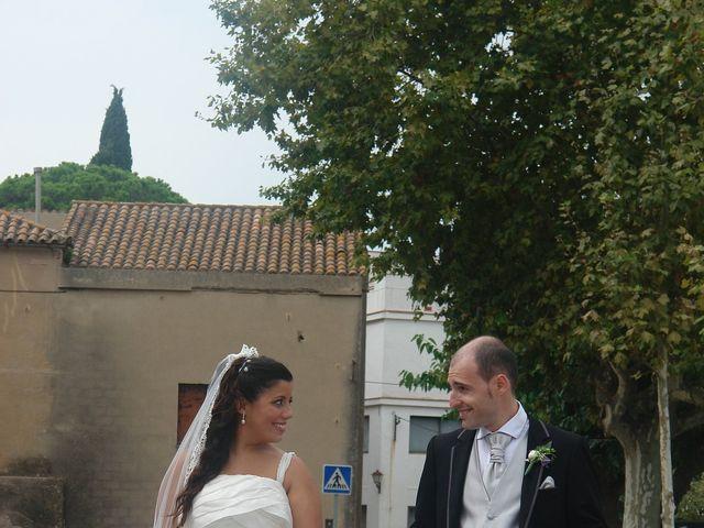 La boda de Sergio  y Verónica  en Mataró, Barcelona 19