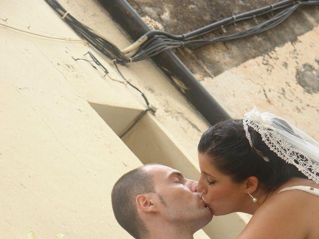 La boda de Sergio  y Verónica  en Mataró, Barcelona 20