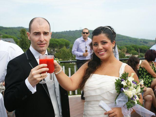 La boda de Sergio  y Verónica  en Mataró, Barcelona 21