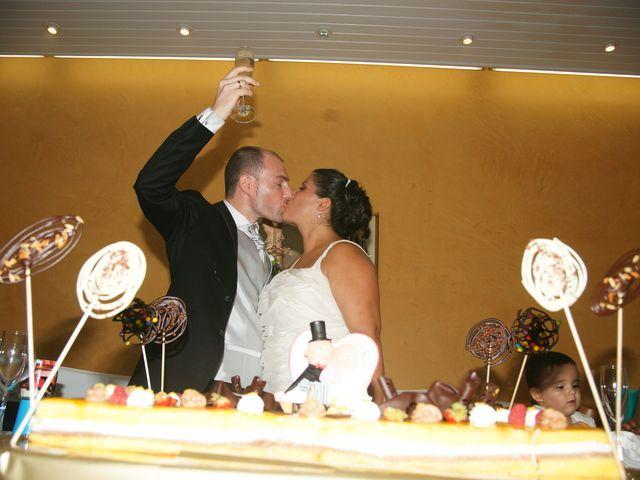 La boda de Sergio  y Verónica  en Mataró, Barcelona 26