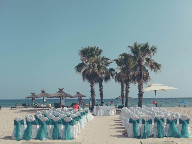La boda de David y Lola en El Vendrell, Tarragona 1