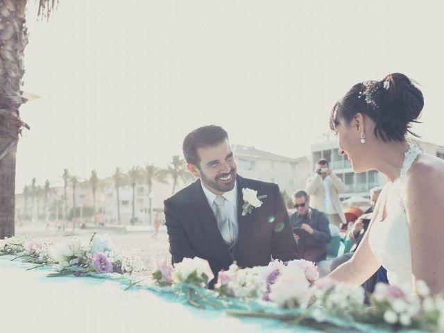 La boda de David y Lola en El Vendrell, Tarragona 6