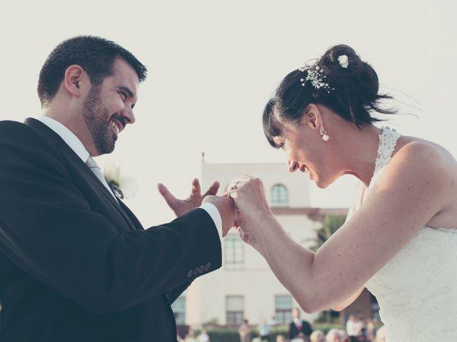 La boda de David y Lola en El Vendrell, Tarragona 7