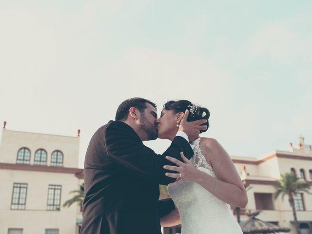 La boda de David y Lola en El Vendrell, Tarragona 8