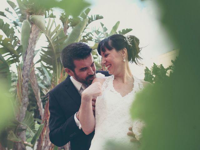 La boda de David y Lola en El Vendrell, Tarragona 10