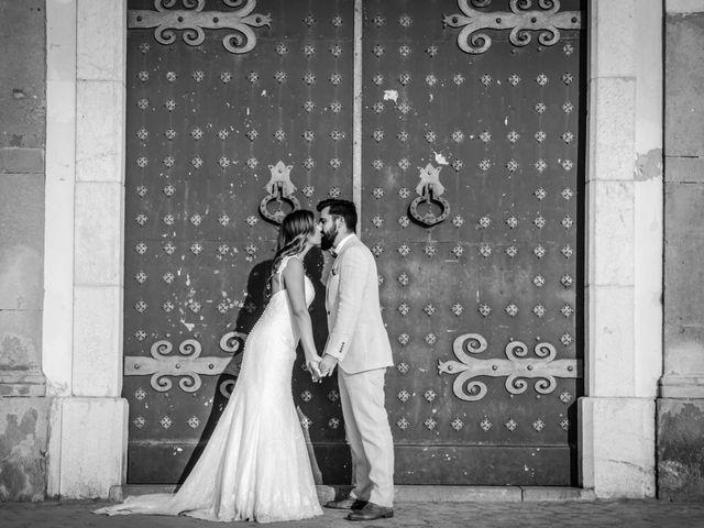 La boda de Xavi y Marina en Platja D'aro, Girona 1