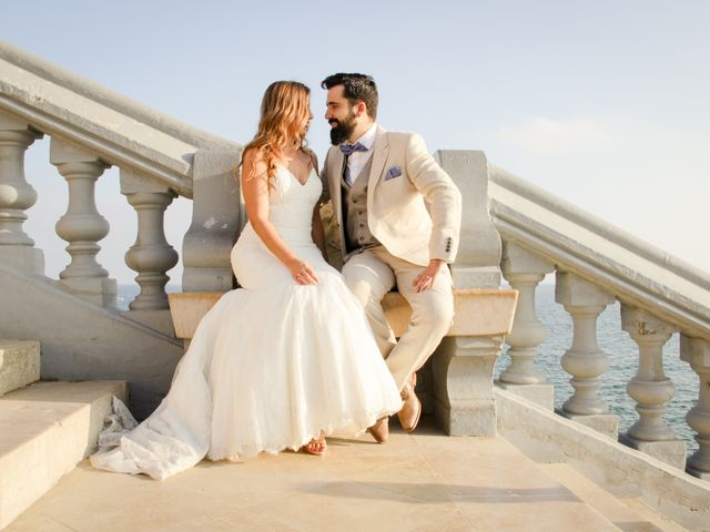 La boda de Xavi y Marina en Platja D'aro, Girona 2
