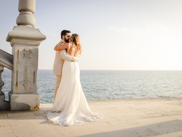 La boda de Xavi y Marina en Platja D'aro, Girona 4