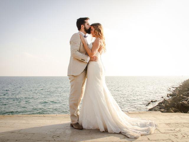 La boda de Xavi y Marina en Platja D'aro, Girona 5