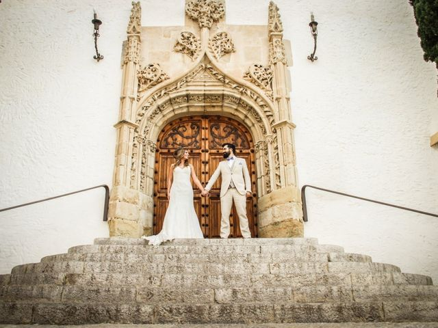La boda de Xavi y Marina en Platja D'aro, Girona 8
