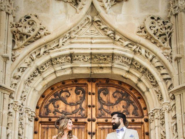 La boda de Xavi y Marina en Platja D'aro, Girona 9