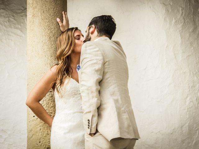 La boda de Xavi y Marina en Platja D'aro, Girona 11
