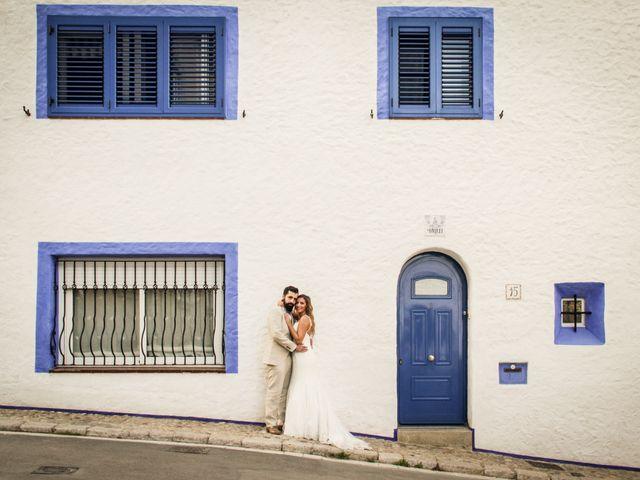 La boda de Xavi y Marina en Platja D'aro, Girona 13