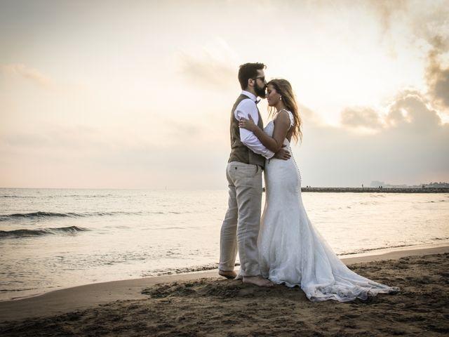 La boda de Xavi y Marina en Platja D'aro, Girona 17